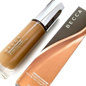 Becca 24 Hr Foundation-Tan BRAND NEW!!!